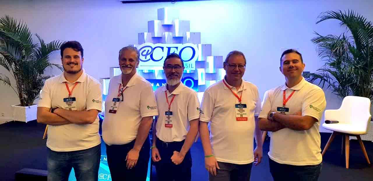 Eccosave é destaque em evento nacional de CFOs